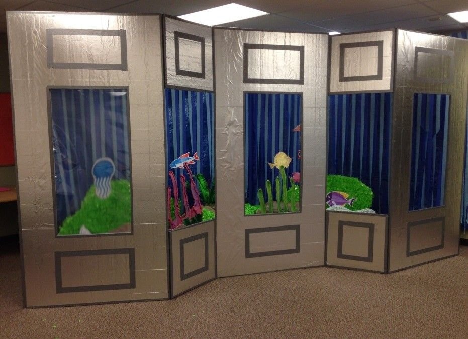Vbs 2016 Observation Deck Submerged Vbs Pinterest