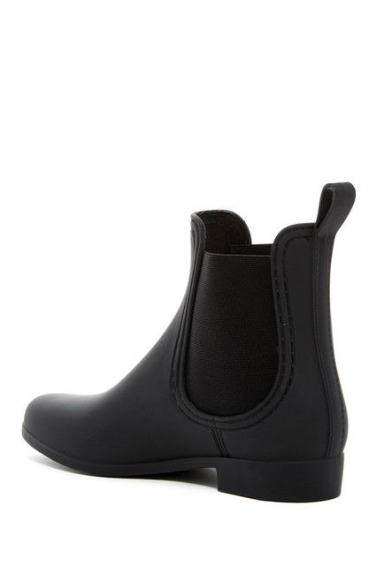 a7a1a9f7609 Image of Jeffrey Campbell Forecast Chelsea Waterproof Rain Boot
