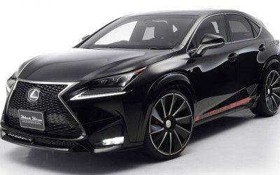 Wald International Releases Black Bison Kit For Lexus Nx F Sport Lexus Enthusiast Lexus Suv Lexus Sport Suv