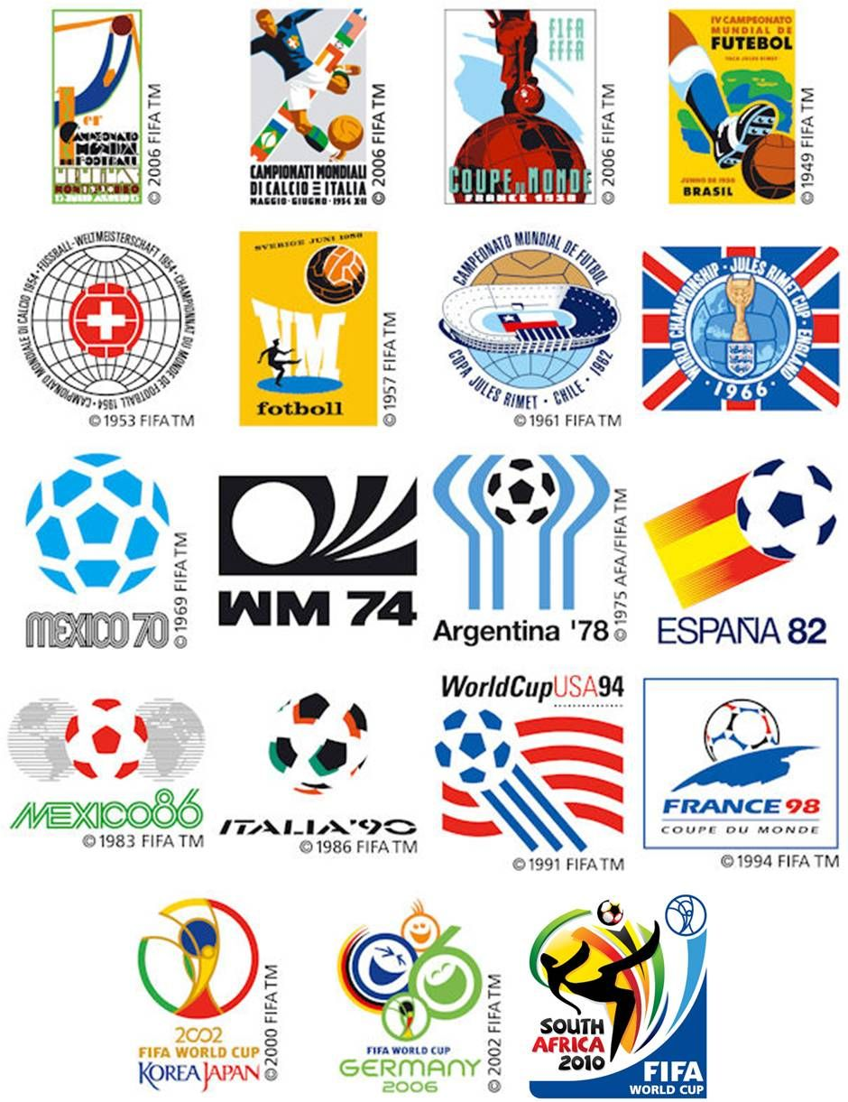 World Cup Hosts Logos World Cup Logo Fifa Tournaments Fifa 2006