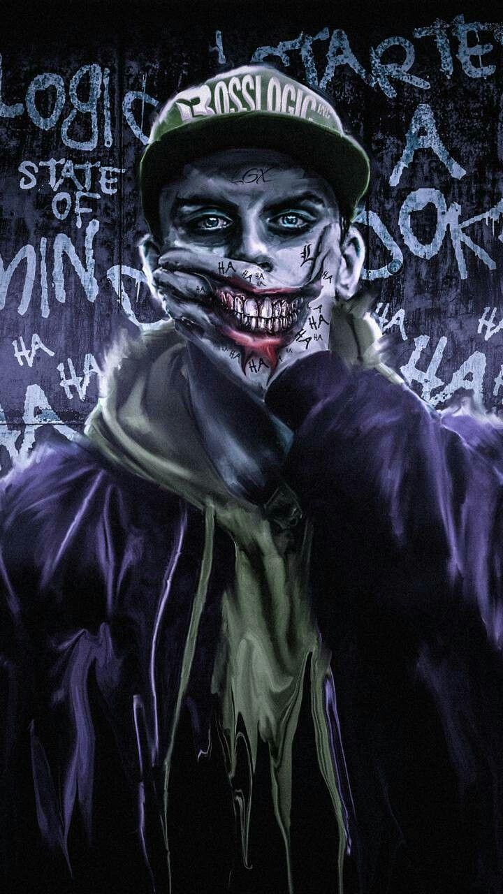 Pin by Xoni on Smoke wallpaper Joker wallpapers, Joker
