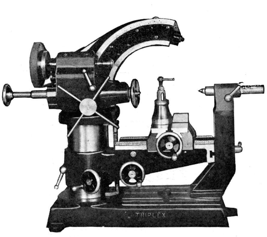 Ames Triplex Multi-function machine