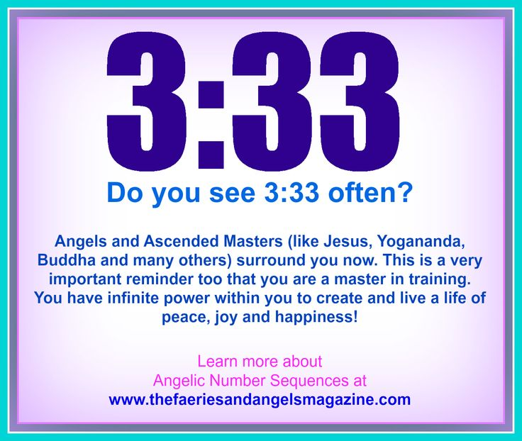Angel Numbers And Number Sequences From The Angels Madisonjaye Com Numerology Angel Numbers Number Meanings