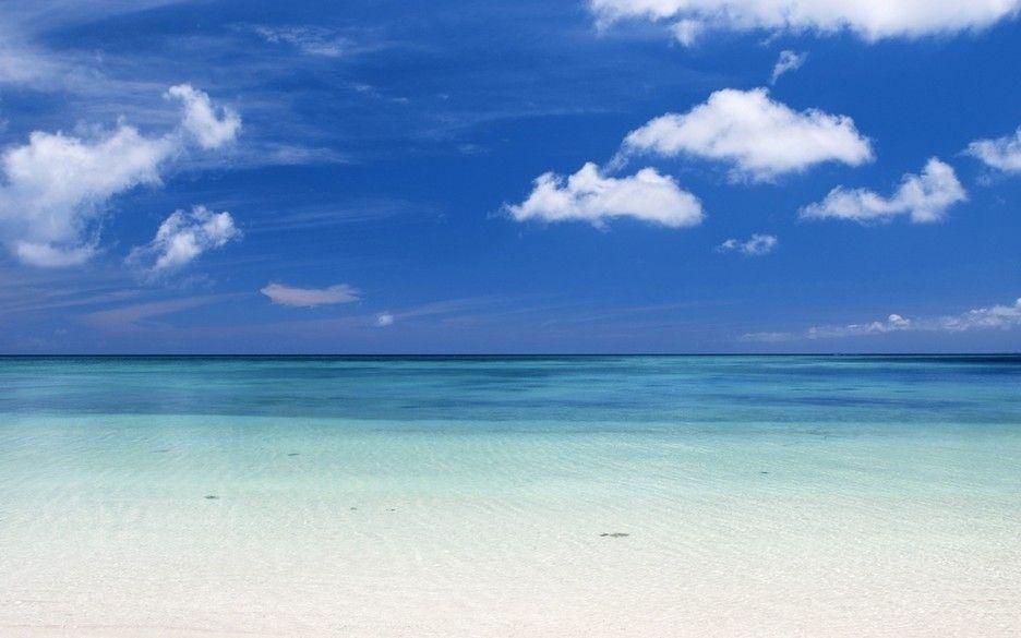 시원한 여름 바탕화면 (바다 배경화면) 네이버 블로그 여름 바탕화면, 비치