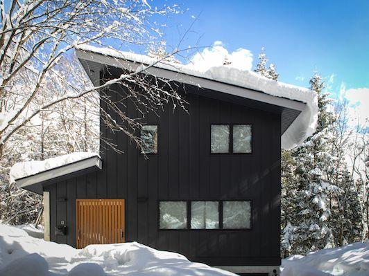 Hakuba Real Estate - Developments - New builds - Aokiko residence