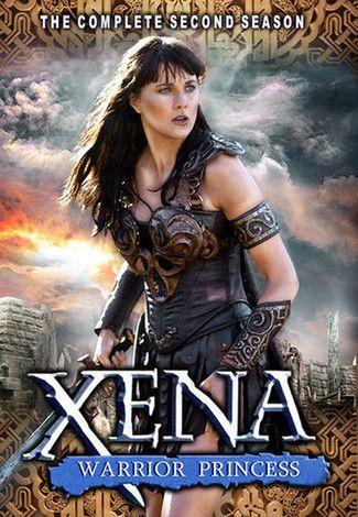Xena Warrior Princess Season 2 Full Episode Capas De Filmes Temporadas Princesa Guerreira