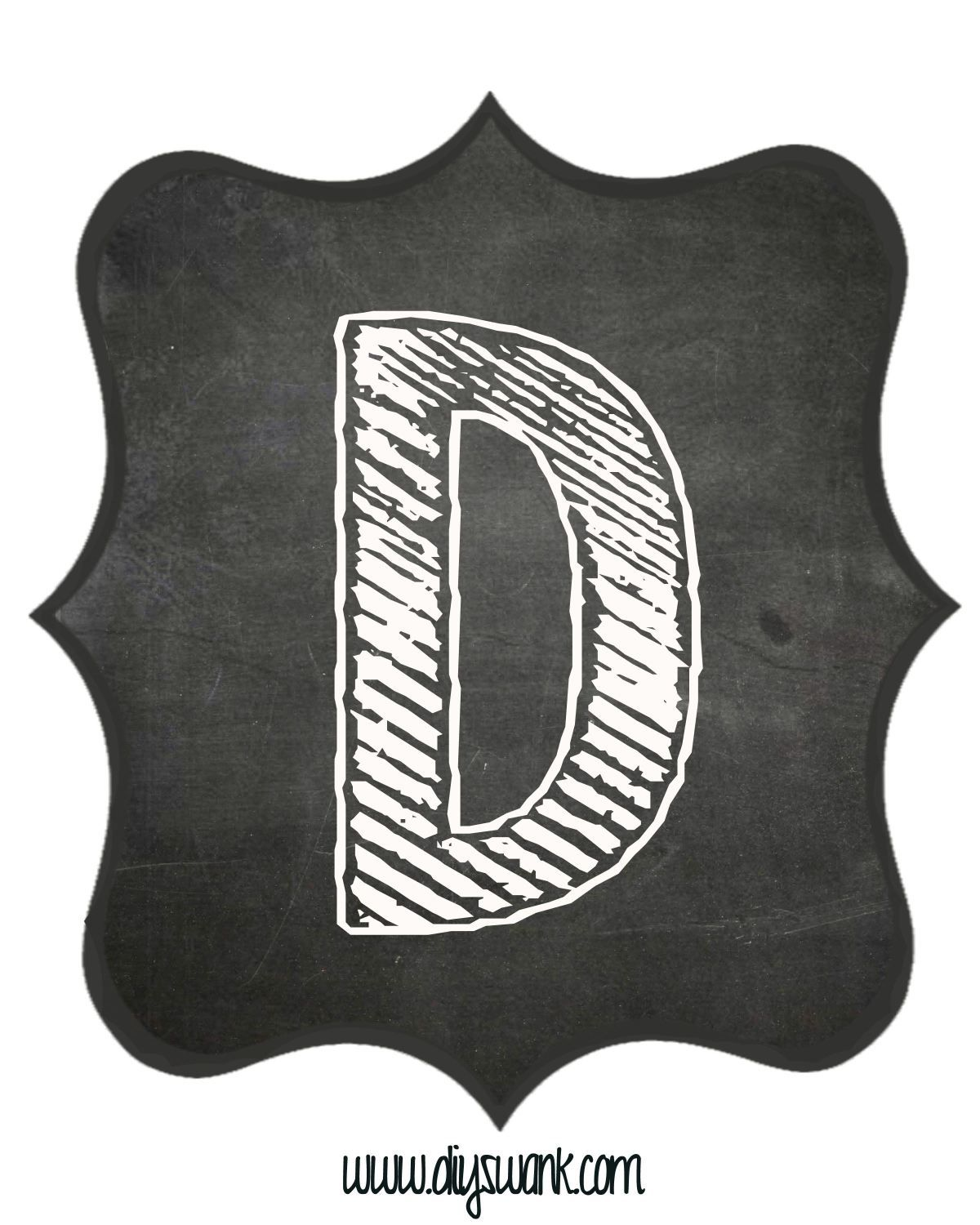 Free Printable Letters For Banners is part of Free printable letters, Printable banner letters, Chalkboard lettering, Printable letters, Printables, Chalkboard paper - Free Printable Letters for Banners  Tons of styles to choose from  Each set includes all letters, number and additional characters
