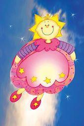 Prinzessin-Laterne basteln