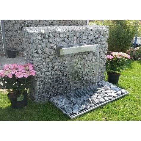 Nautic LED Pro Wasserfall Set 30cm Garten Pinterest