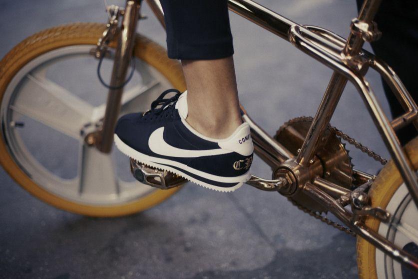 Nike Cortez Basic Nylon CPT Compton