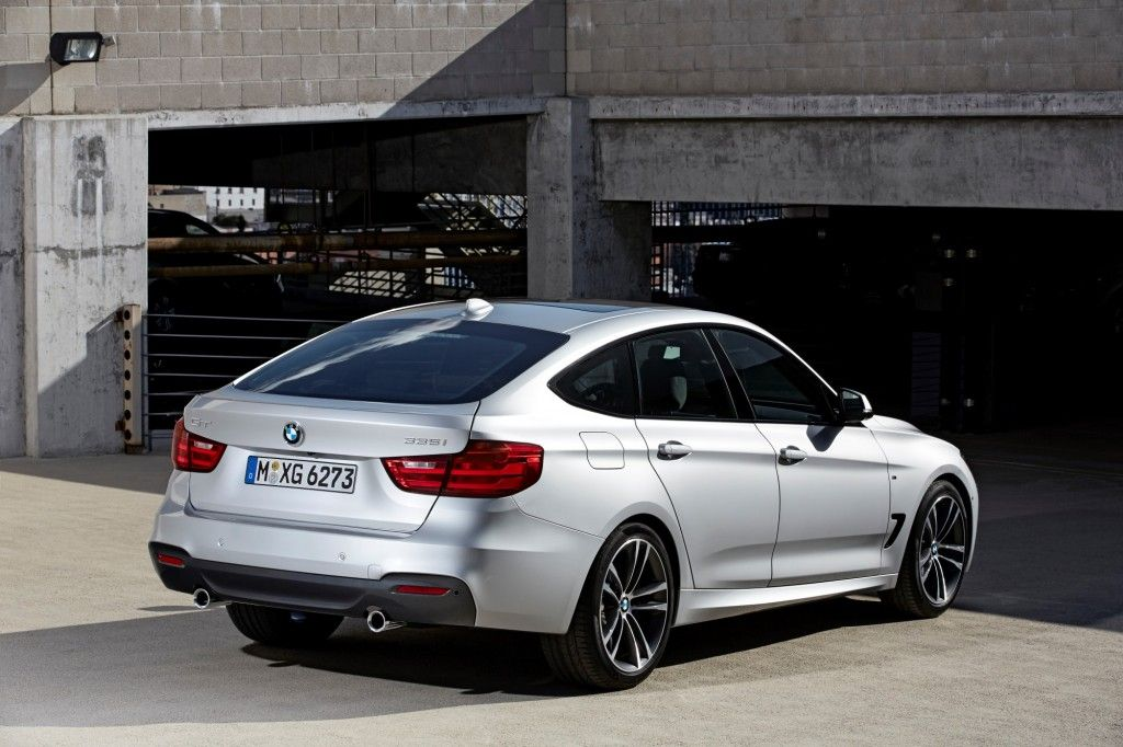 Automotive Infatuation The 2017 Bmw 3 Series Gran Turismo An Economy Car Redesigned