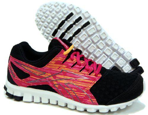 7117ec3e62310b Reebok Women s Real Flex Scream 3.0 Running Shoe
