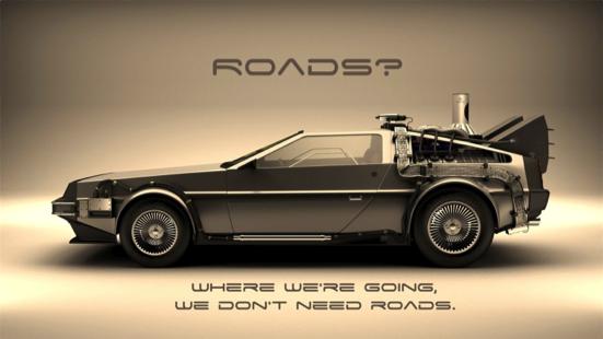 In No Va Tion How You Spell Success In Non Profit Marketing Delorean Time Machine Cars Movie Back To The Future