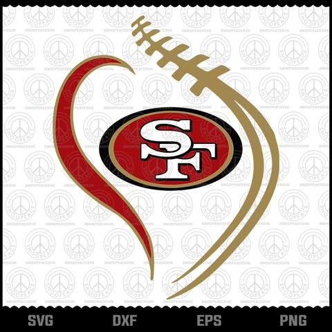 49ers Logo Svg