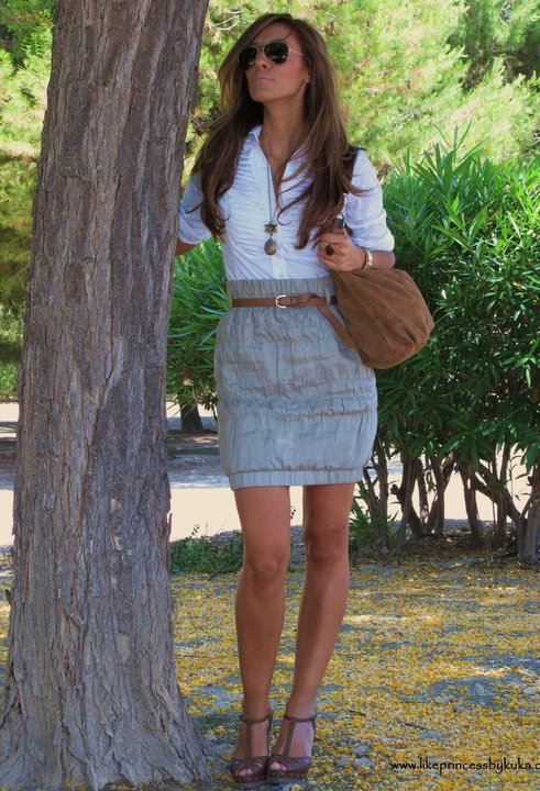 White Trends for Spring/Summer ‹ ALL FOR FASHION DESIGN