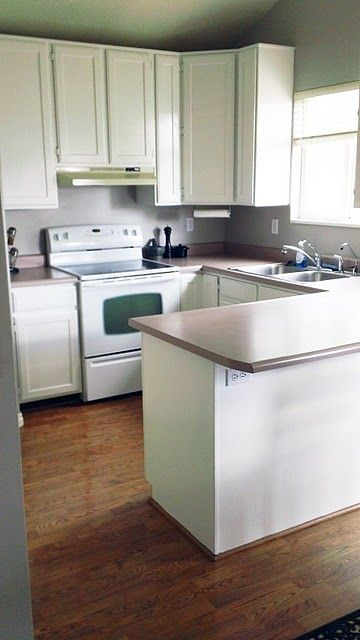 Best Tips For Painting Your Kitchen Cabinets Without Sanding 400 x 300