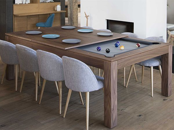 Fusion Pool Dining Tables Abbott Doyle With Images Pool