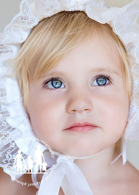 Bonnet Baby Child Portrait Beautiful Babies Beautiful