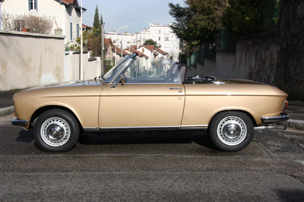 1974 Peugeot 304 S Cabriolet | I4, 1,288 cm³ | 75 bhp / 55 kW