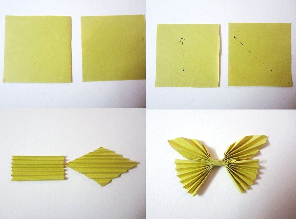 It Is Really Very Simple Way To Make Paper Butterfly Description From Geturpaintingworldblogspotin I Searched For This On Bing Images