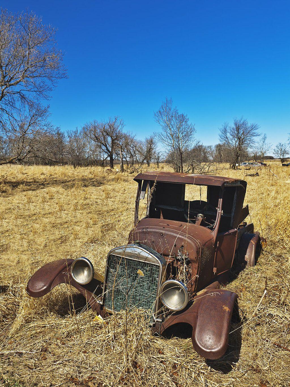 Made In Canada by thaumadzo Abandoned cars, Abandoned