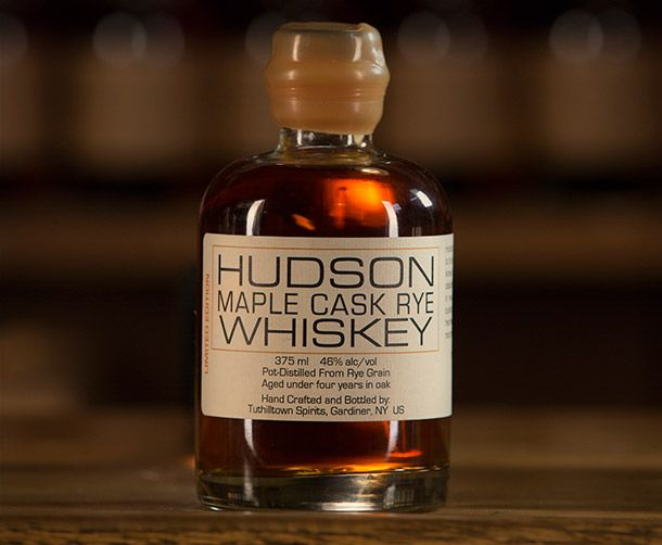 Tuthilltown Hudson Maple Cask Rye: 'Flavored' Whiskey Done Right   Serious Eats: Drinks