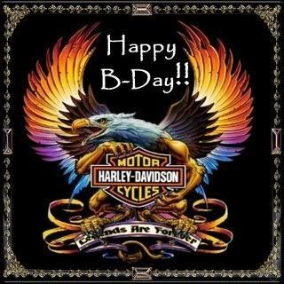 Happy birthday greetings birthday greetings pinterest happy harley davidson happy birthday greetings m4hsunfo