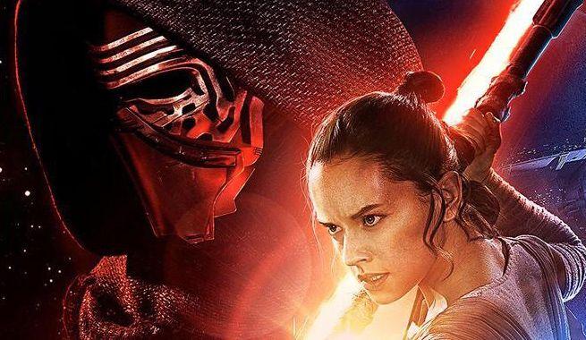 Kylo Ren e Rey