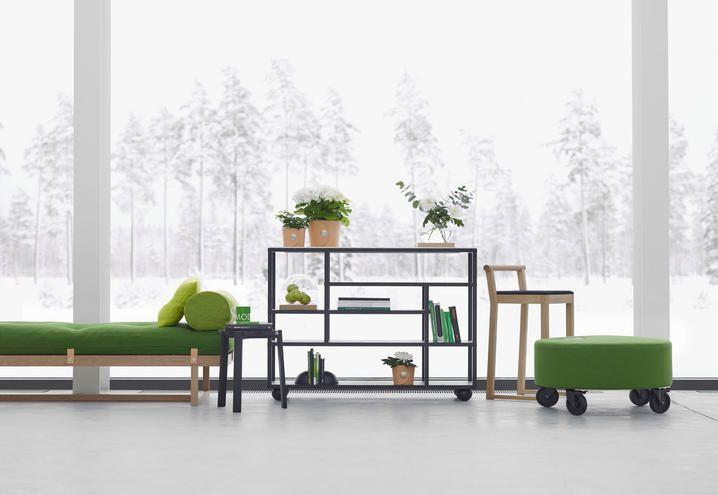 Creazioni Mobili ~ Stile scandinavo creazioni di sara larsson panca mobile scaffali