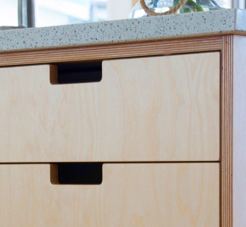 Pin by jonas neverdauskas on kitchen | Pinterest | Plywood kitchen ...
