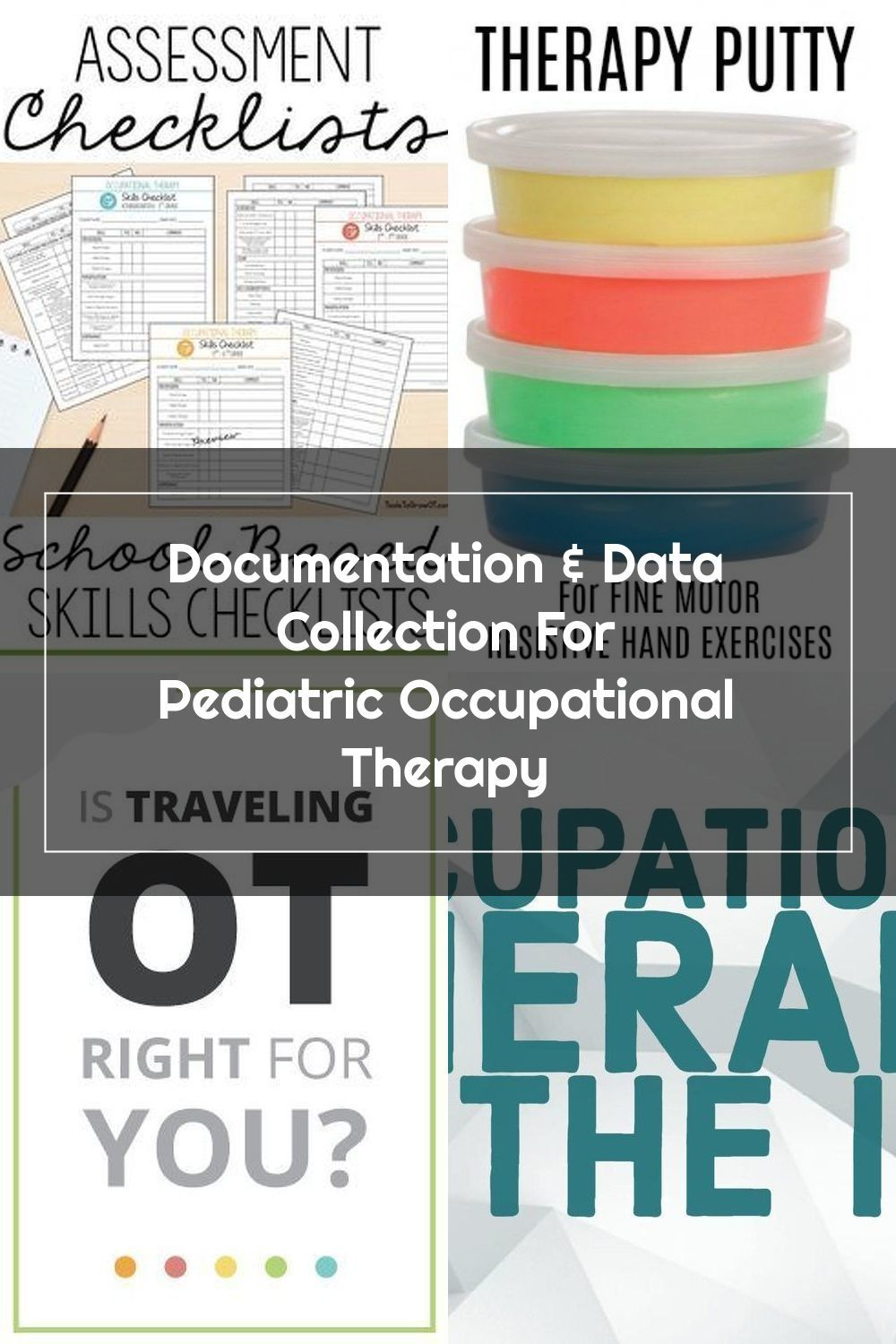 Occupational therapy school based skills checklist in 2020