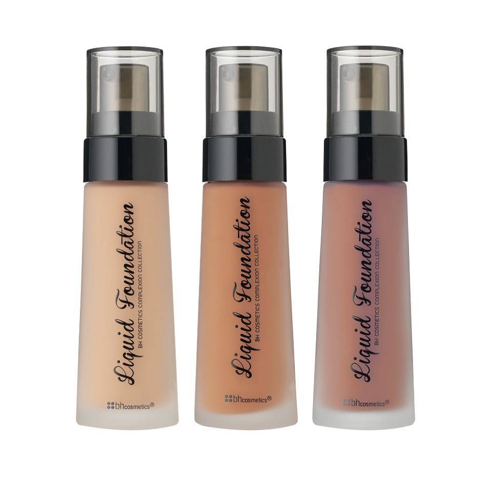Bh Liquid Foundation Our Obsession Worthy Liquid Foundation Provides