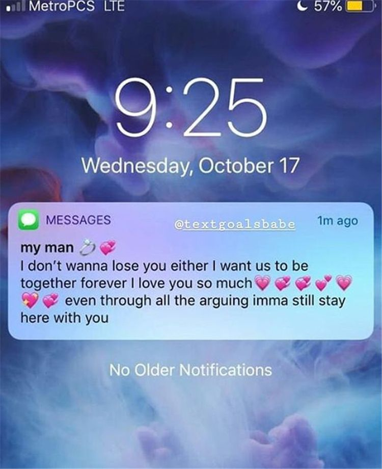 Sweet And Romantic Relationship Messages & Texts Which