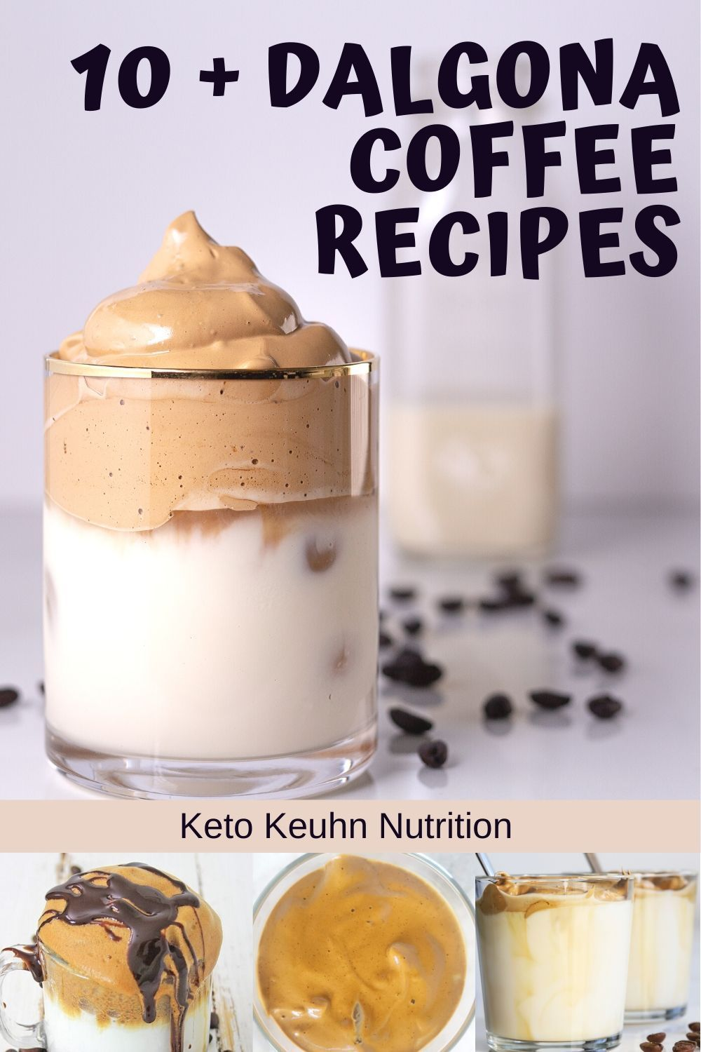 Pin on Keto Low Carb Coffee Drinks