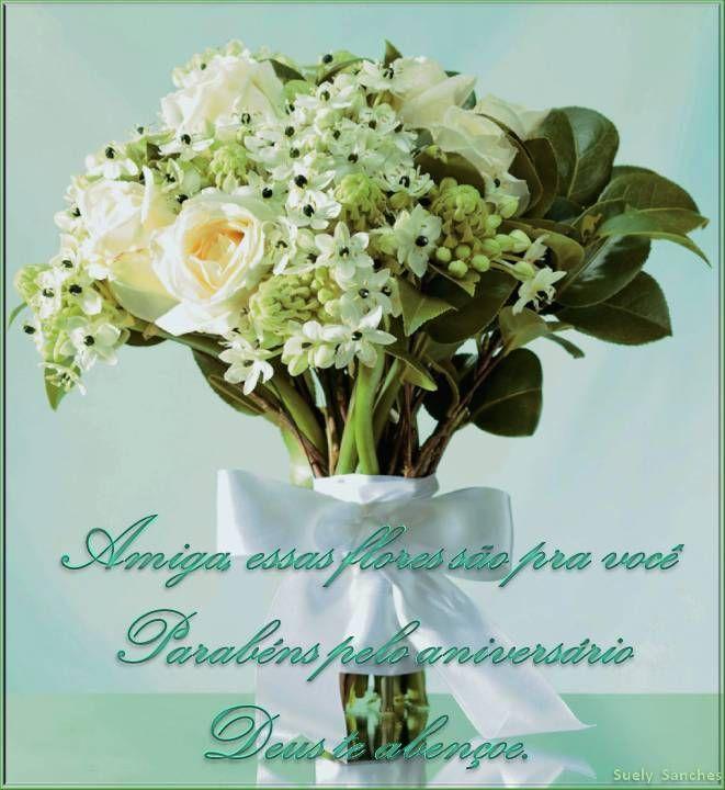 Cartão De Aniversário Para Amiga Citações E Frases Feliz