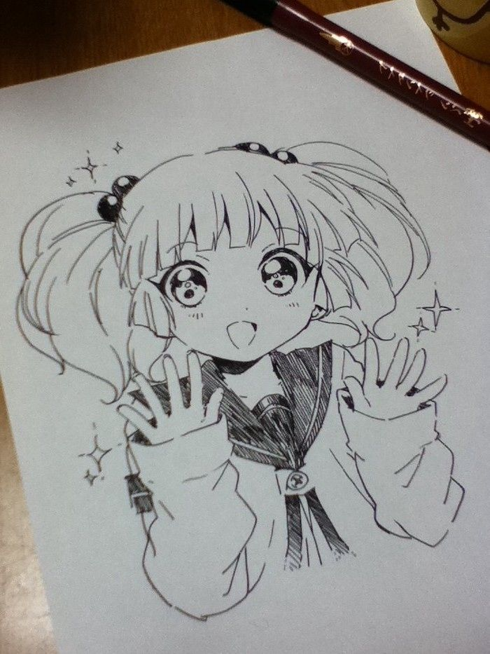 1001 + ideas on how to draw anime tutorials + pictures