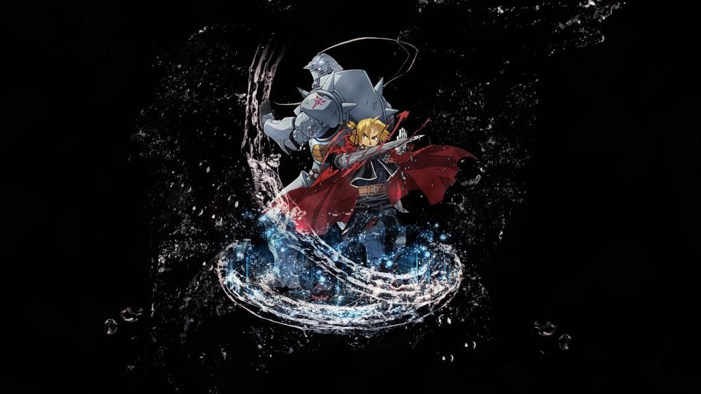 wallpaper for iphone x iphone wallpaper 4k fma fullmetal ...