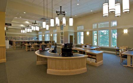 Pin On Libraries Johnson Roberts Associates