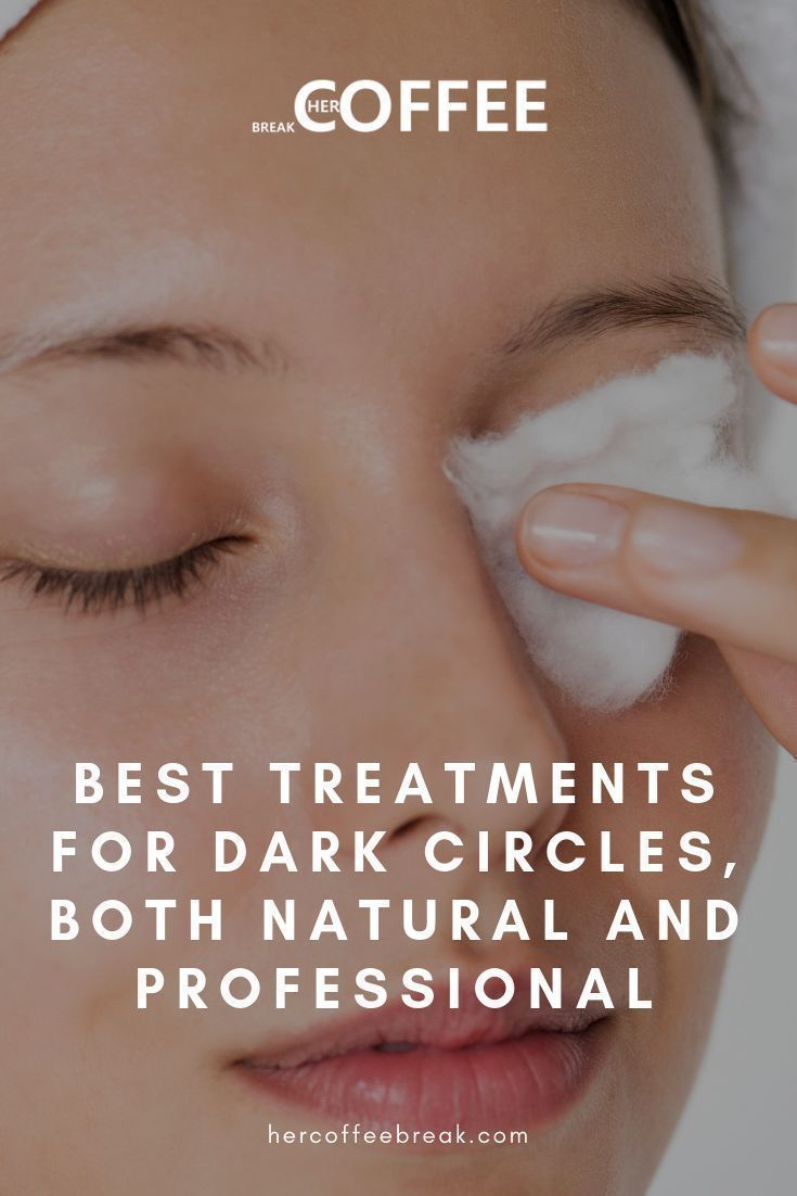 Dark circles under eyes remedies. Learn how to get rid of ...