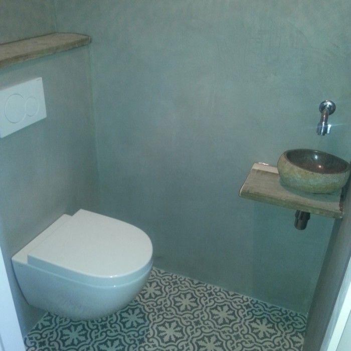 Rustige kleuren in natuurlijke tinten dat is de trend maar dan wel afgewisseld met smaakvol - Kleur wc ...