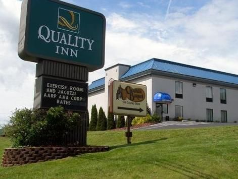 Troutville (VA) Quality Inn Troutville United States