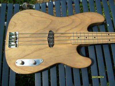 Fender 51 P Bass Per John Paul Jones Model Precision | '51 P