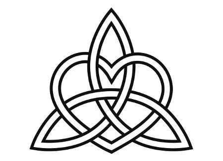 Celtic Heart Tattoo Designs Tattoos Pinterest Tattoos Celtic