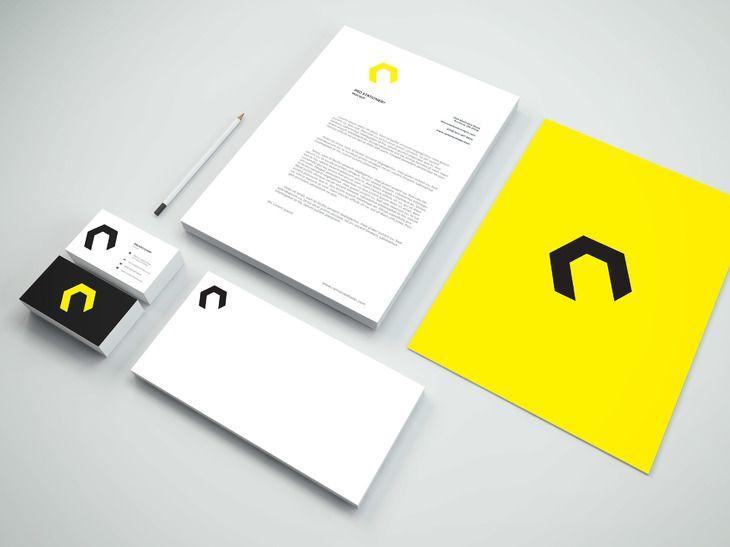 Branding Stationery Mockup Vol 6 Stationery Mockup Stationery Branding Branding Mockups