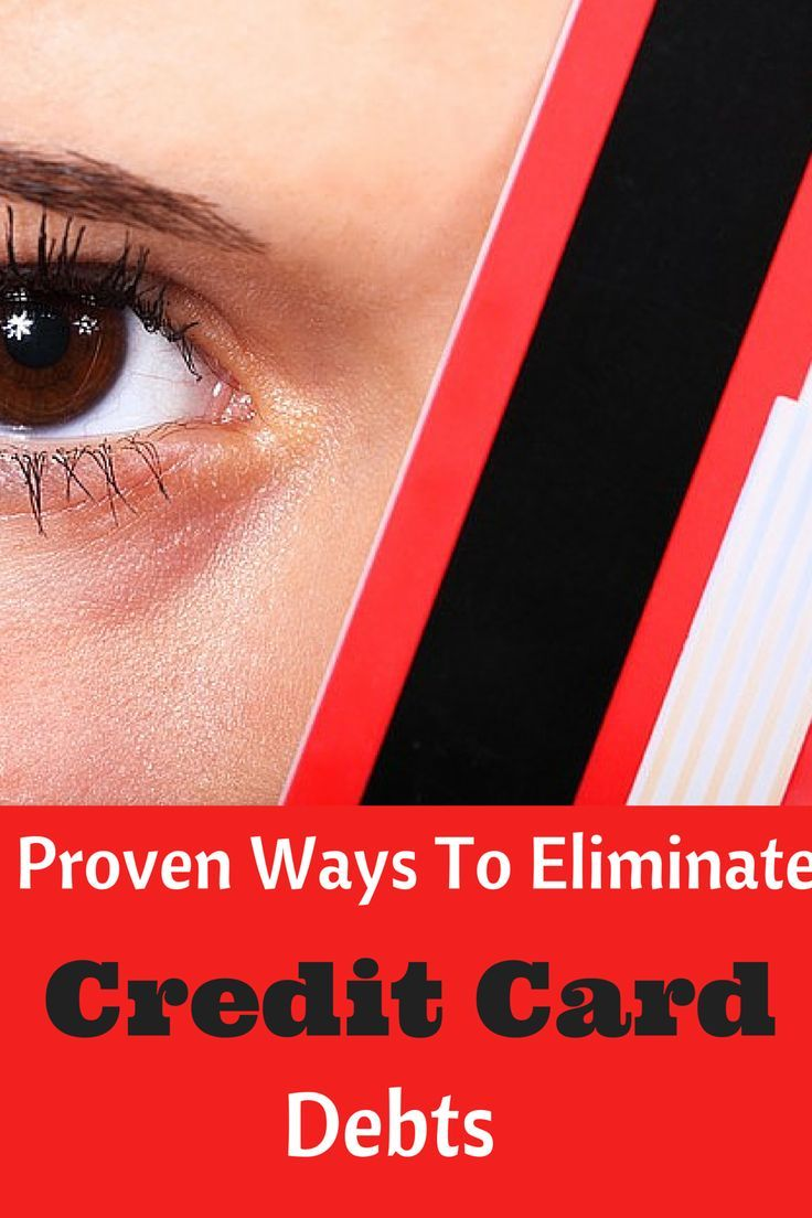 3 proven ways to eliminate credit card debt paying off