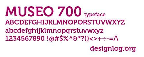 Museo 700 Regular(1종) - 회원등록 무료 다운