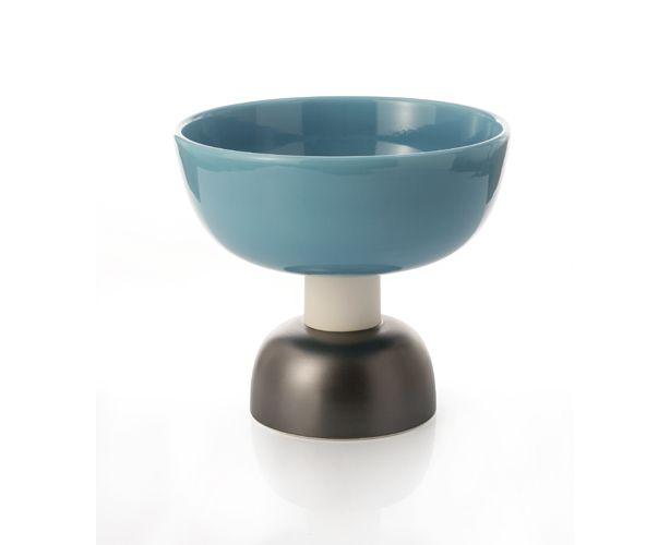 Ettore Sottsass ZZ66A-543 Ceramic Bowl - Suite 22 Interiors - Markham Toronto