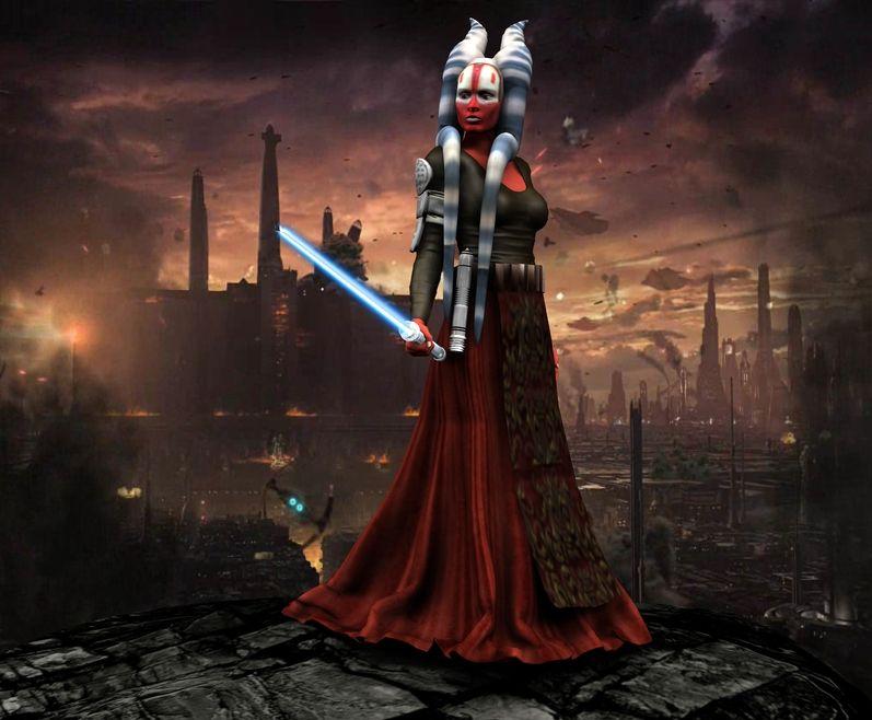 Shaak Ti Jedi Temple Destroyed By Mastermattharden1 On Deviantart Star Wars Images Jedi Star Wars Jedi