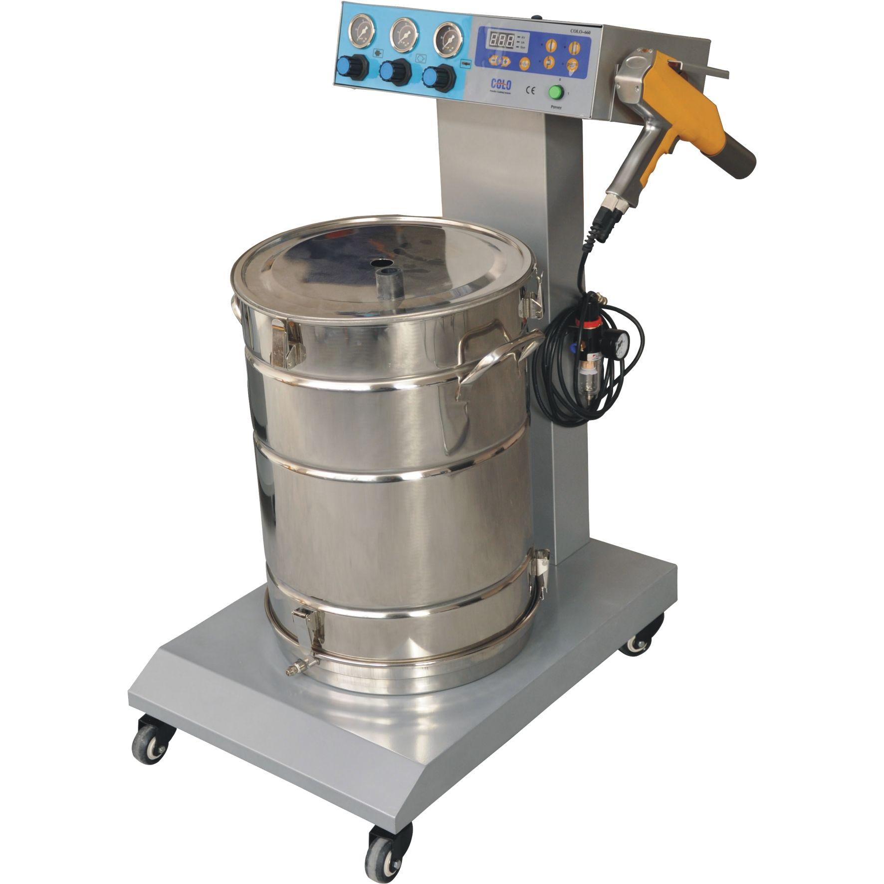 Pulverbeschichtungsgerat Hersteller Automatic Powder Painting