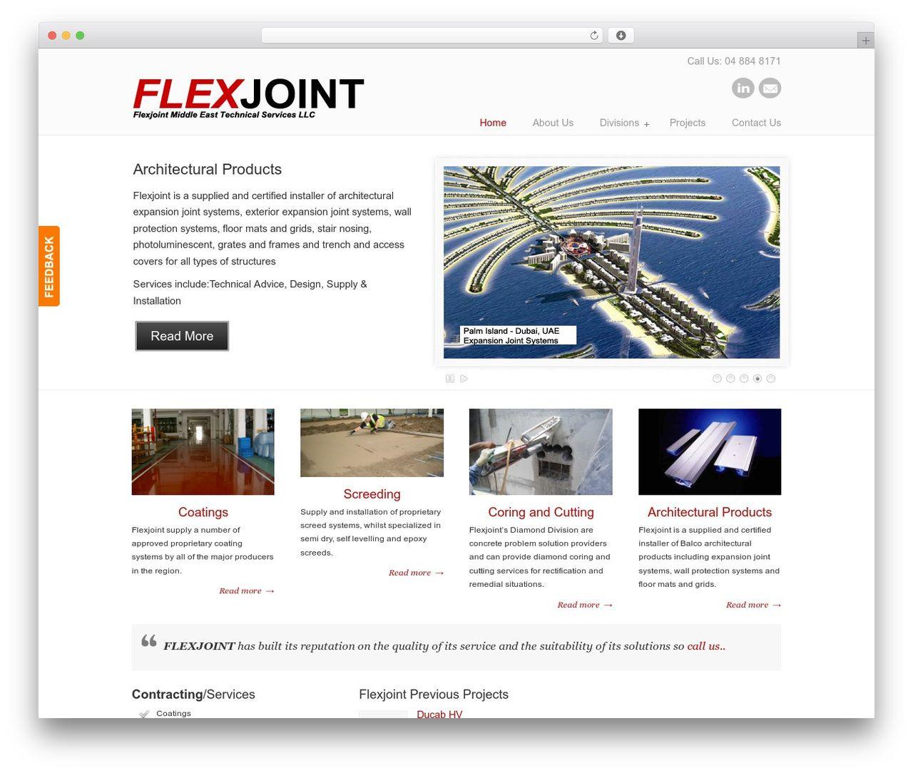 WordPress theme U-Design - flex-joint com   WordPress Themes